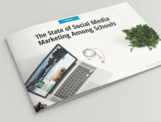 [Report] The State of Social Media Marketing Among Schools