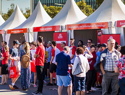 The Major Influence of Micro-Moments: Griffith University Open Day