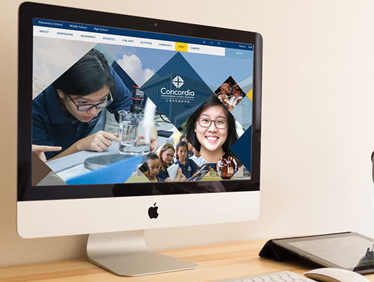 Concordia International School Shanghai drops Wordpress to go Best-in-Class with Finalsite