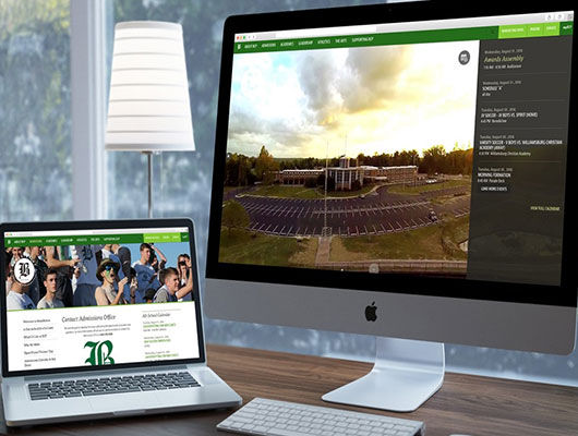Changing Your School's Reputation with a Website: Benedictine College Preparatory Case Study