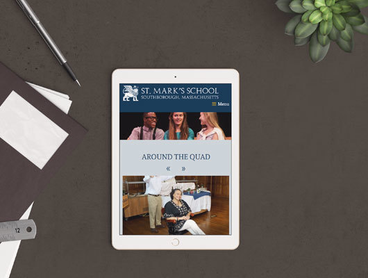 How St. Mark's School is Expanding Their Admissions Funnel With a Global Video Strategy