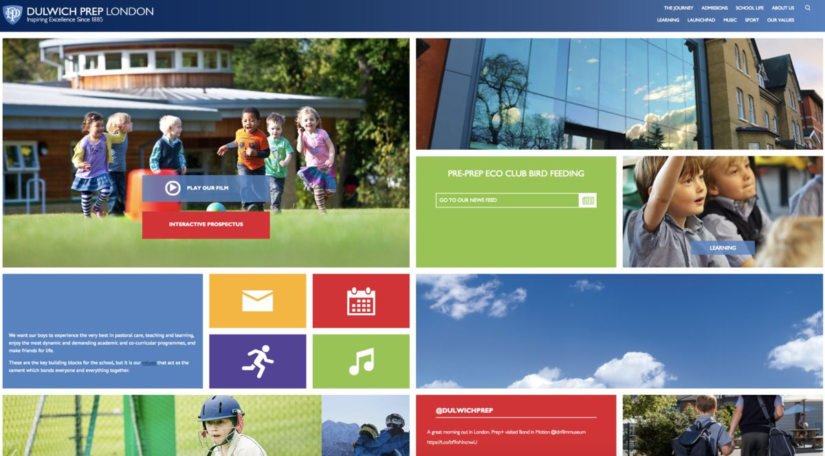 5 Ways To Freshen Up Your School's Website Homepage