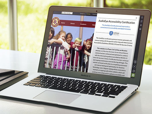 Achieving ADA Compliance With Limited Time and Resources: Avon Grove School District Case Study