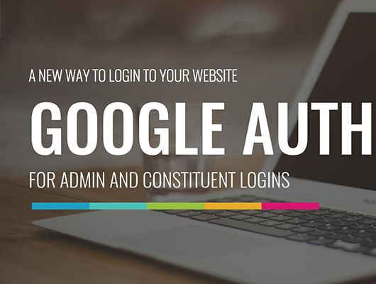 Google Authentication is Now Available to Finalsite Users