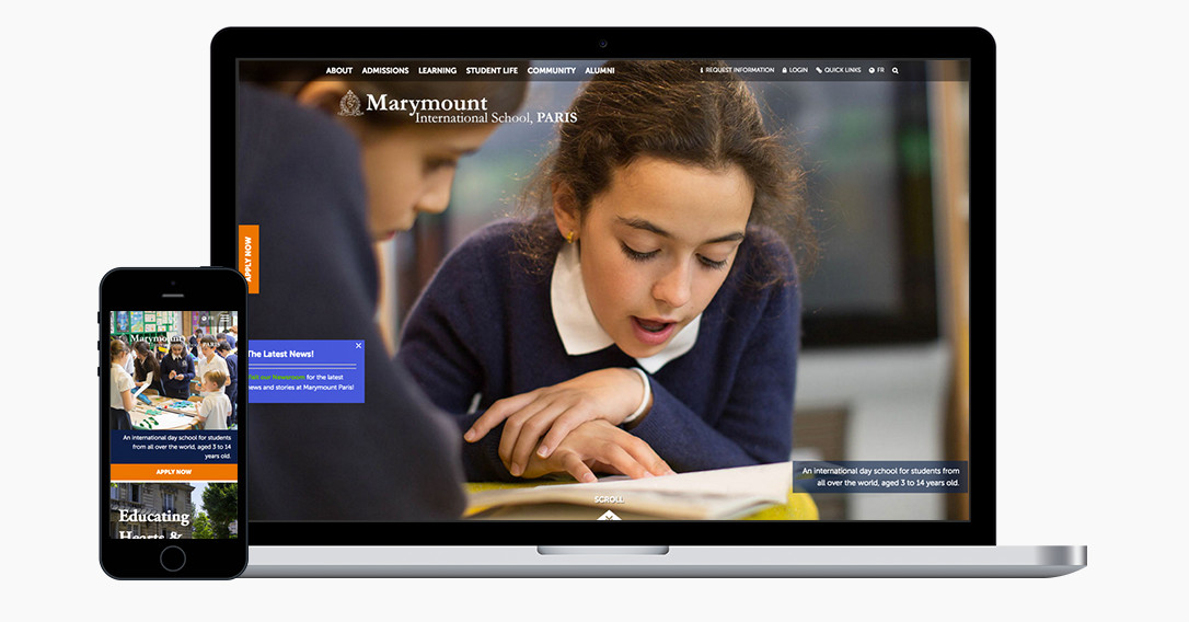 Marymount International School