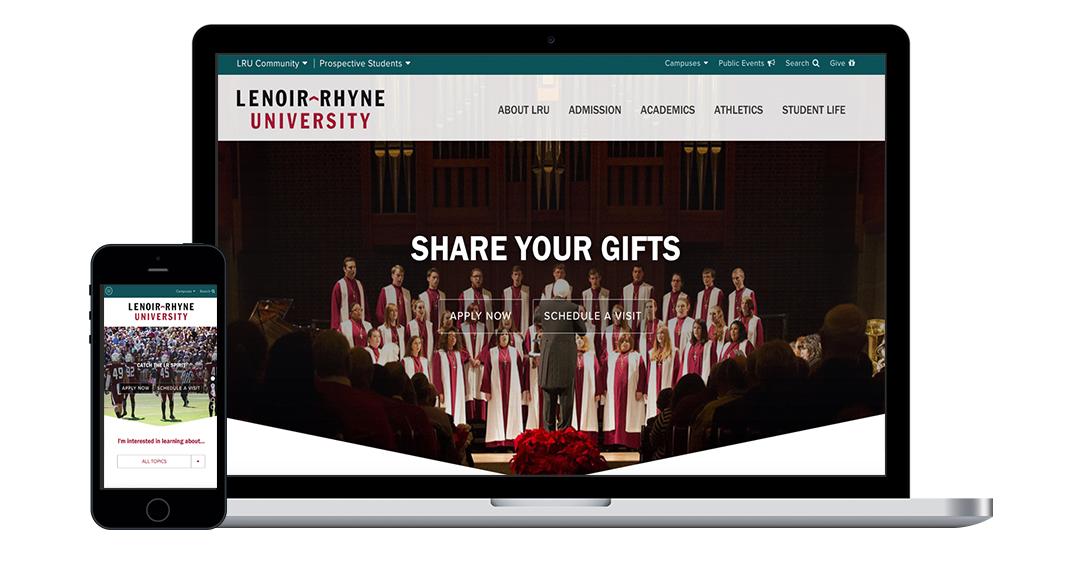 Lenoir Rhyne College 44