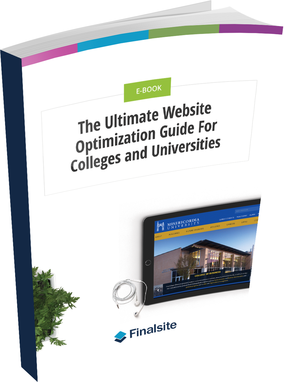 eBook: The Ultimate Website Optimization Guide for Colleges and Universities
