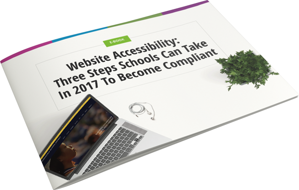 eBook: Website Accessibility Basics for Schools