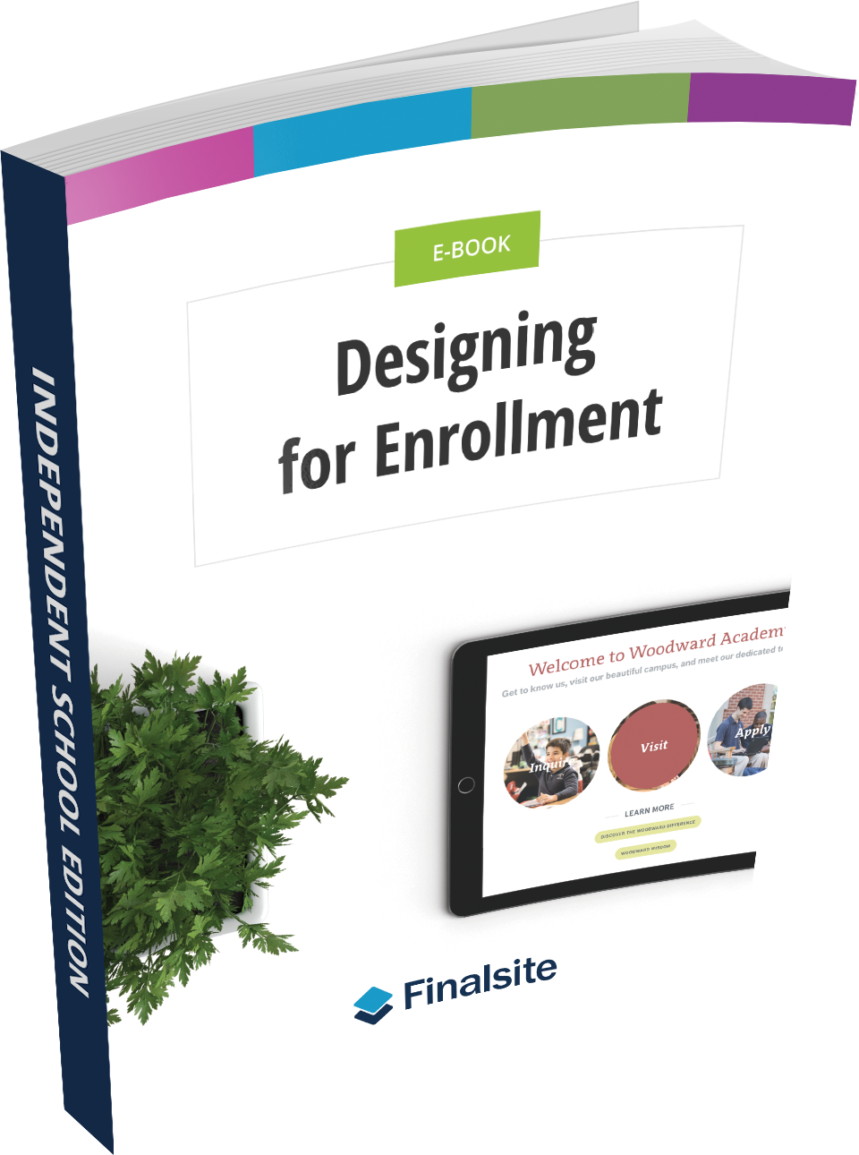 Designing for Enrollment eBook