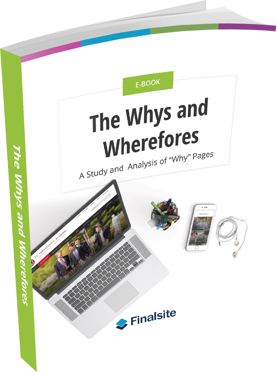 eBook: A Study and Analysis of Why Pages