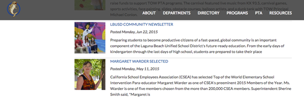 LBUSD News Archive