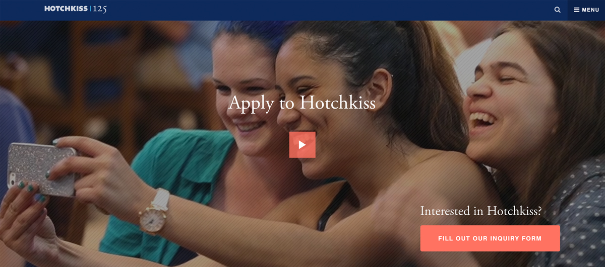 Hotchkiss Admissions Video