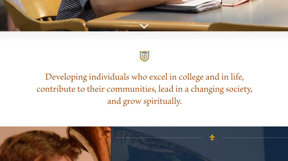 Trinity School Value Proposition