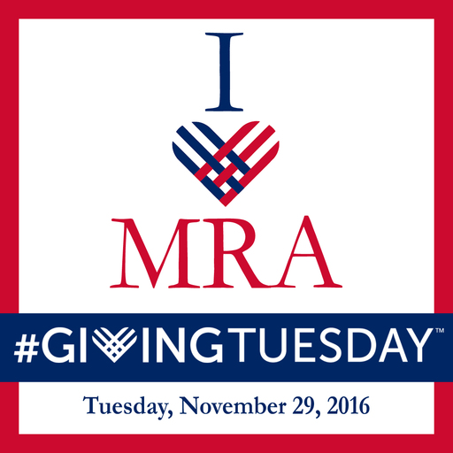 MRA Giving Tuesday