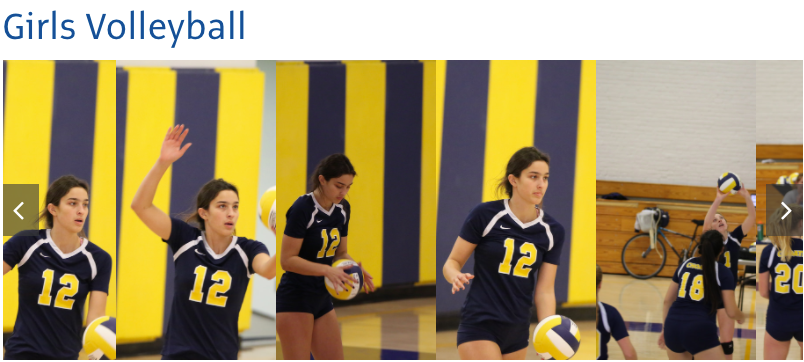 Choate Volleyball Finalsite Feed
