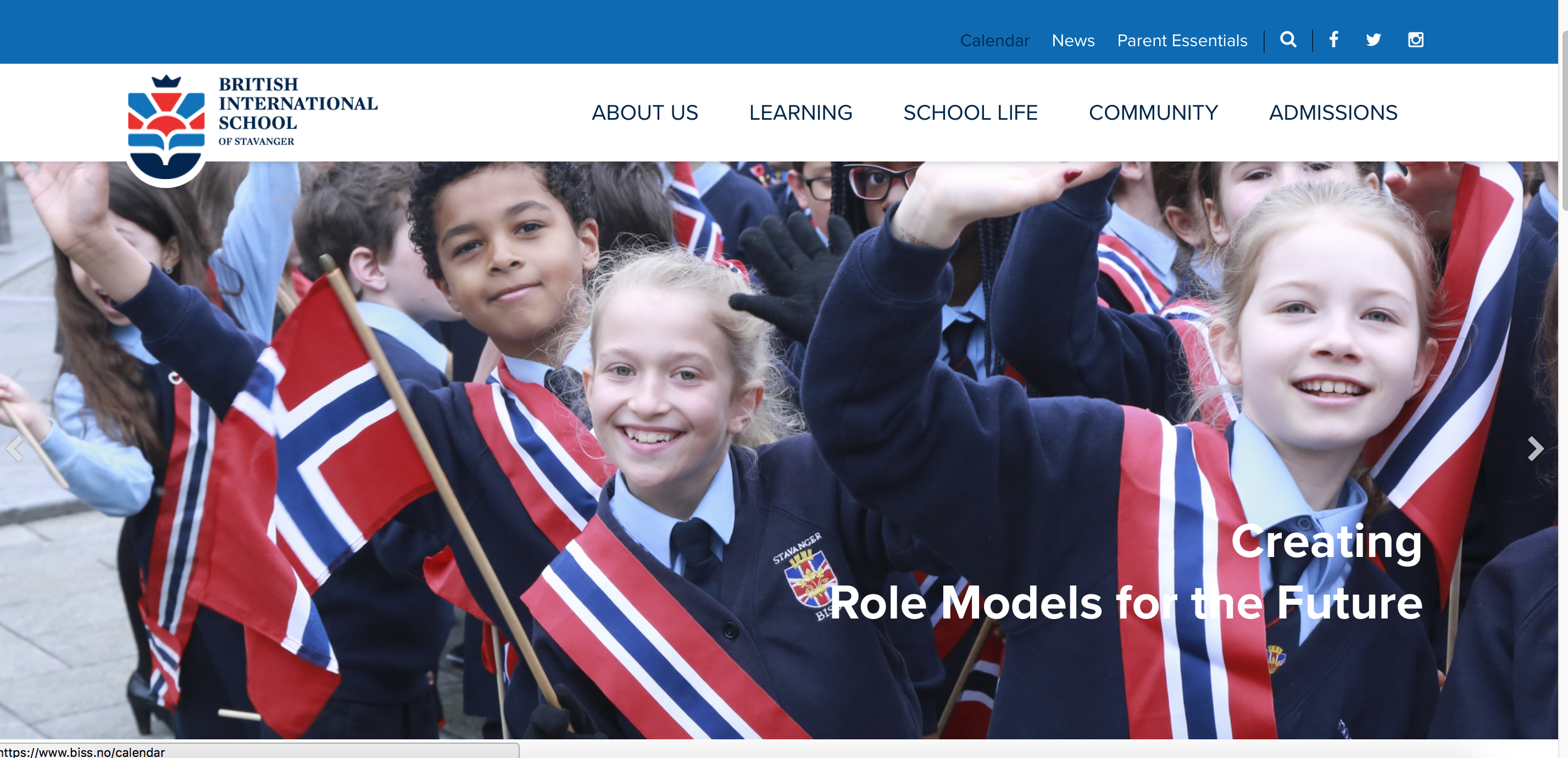 BISS Homepage