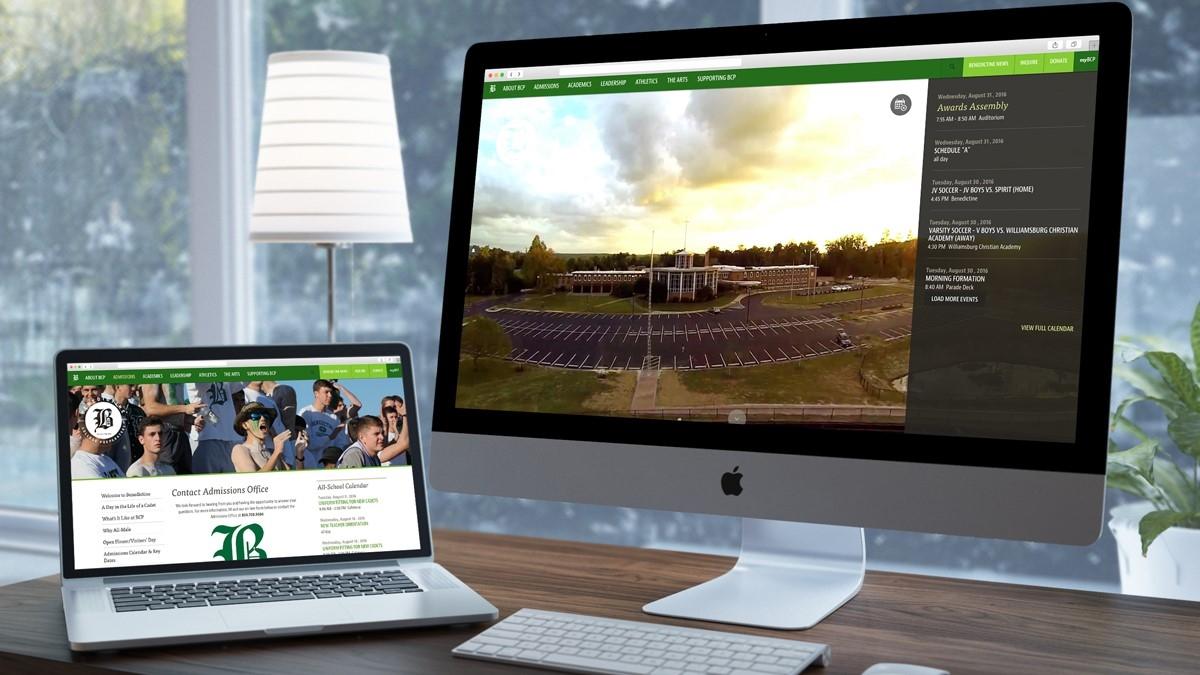 Benedictine College School Website