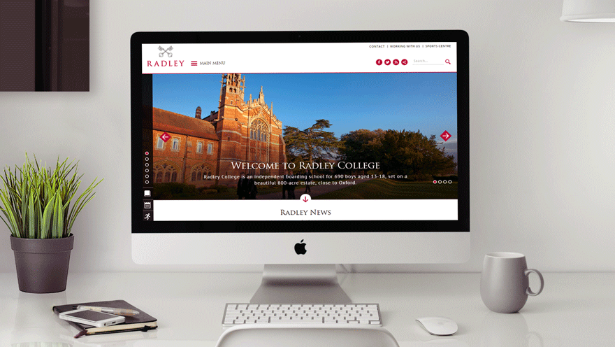 Radley School Website