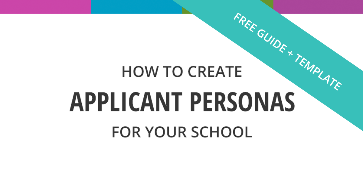 how to create applicant personas