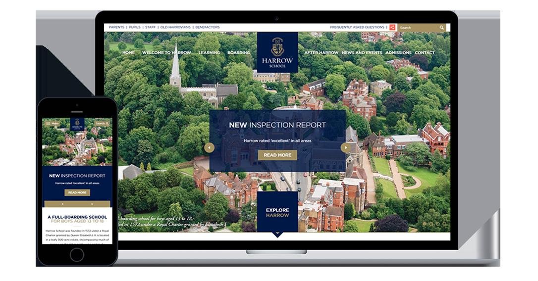 Finalsite UK | School Website Software & Services