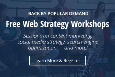 Web Strategy Workshops